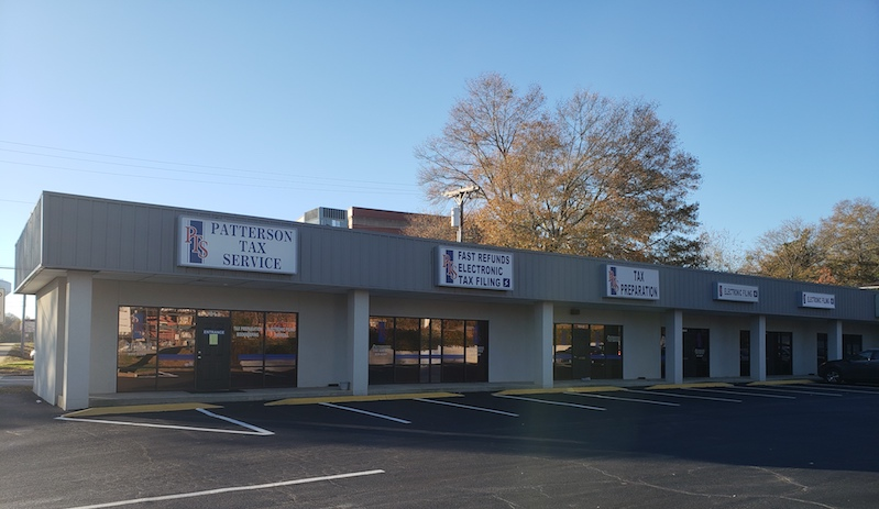 tax service easley sc